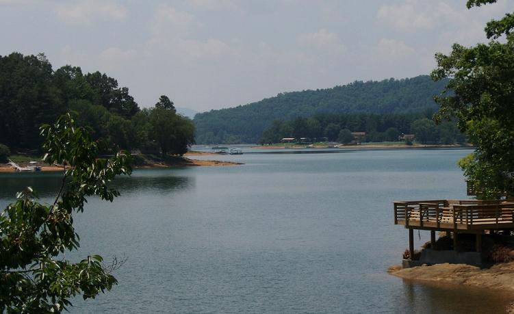 Lake Chatuge Dock